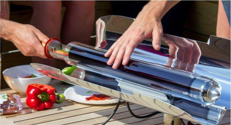 Imagen de un Horno solar Go Sun para todo tipo de alimentos