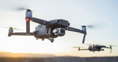 Los 10 mejores drones para fotografía aérea profesional.