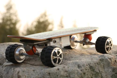 Fotografía de producto de la Patineta eletrica Airwheel M3