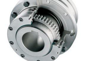 Imagen de un acoplamiento mecánico de engranaje