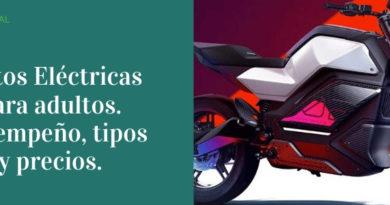 Imagen de banner del articulo Motos eléctricas para adulto